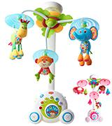 Tiny Love Soothe 'n Groove Baby Mobile