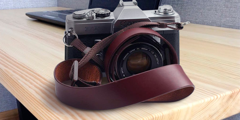 Review of CANPIS (CP001) Soft Leather Camera Shoulder Neck Strap