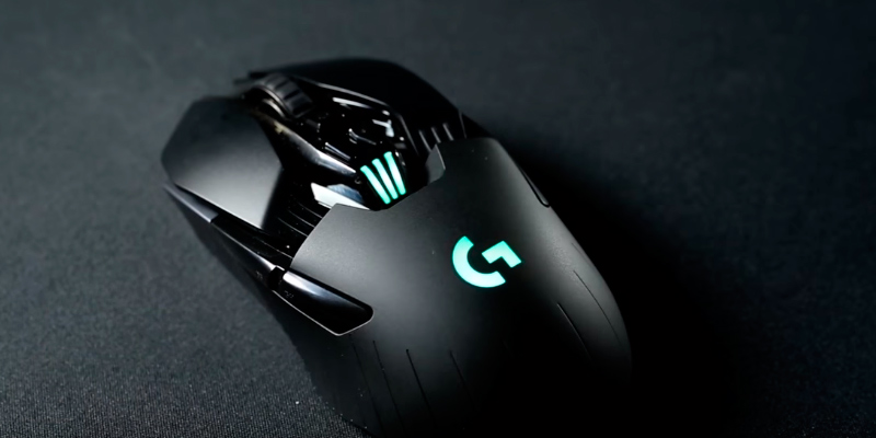 Review of Logitech G903 Lightspeed Gaming Mouse