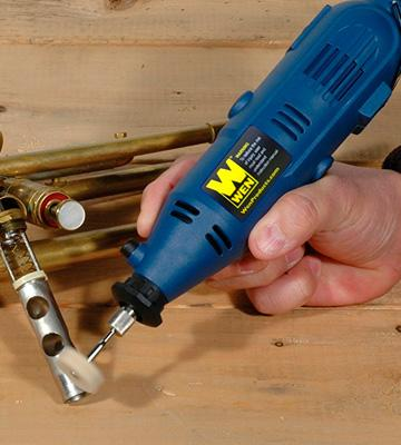 Review of WEN 2305 Rotary Tool Kit with Flex Shaft