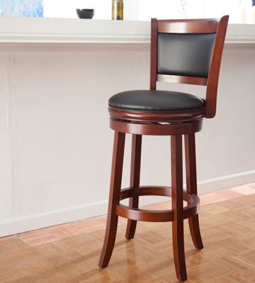Review of Boraam Swivel Barstool