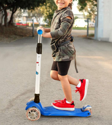 Review of BELEEV Adjustable Kick Scooter for Kids