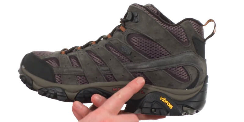 Review of Merrell MOAB 2 MID WTPF-M Waterproof Hiking Boot