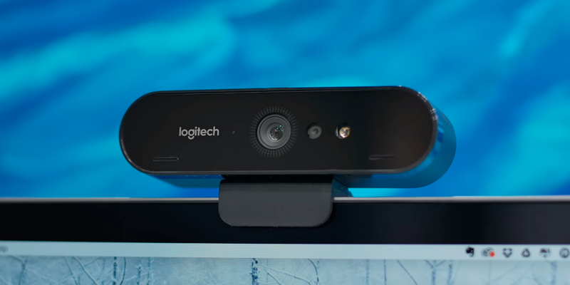 Review of Logitech BRIO Ultra HD Webcam for Video Conferencing