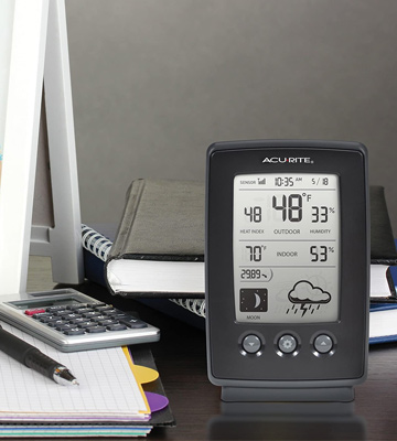 Review of AcuRite 00829 Digital Weather Station