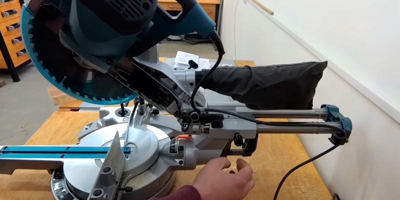 Detailed review of Makita LS1018 10'' Dual-Bevel Slide Miter Saw