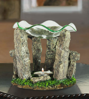 Review of WholesaleMart Decorative Stonehenge Oil Warmer