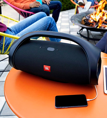 Review of JBL BOOMBOX (K951441) Bluetooth Waterproof Boombox