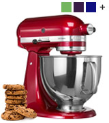 KitchenAid KSM150PS Artisan Stand Mixer, Not For USA