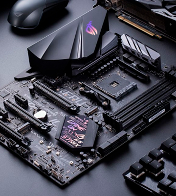 Review of ASUS ROG Strix B450-F Gaming Motherboard