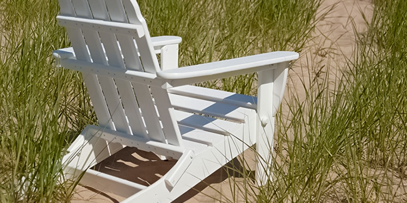 Review of POLYWOOD AD5030WH Classic Folding Adirondack
