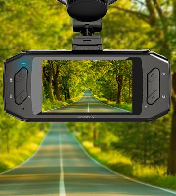 Review of Vantrue R2 Car Dash Cam - 2K HD Dashboard Camera