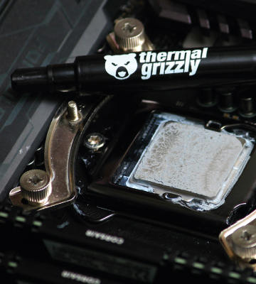 Review of Thermal Grizzly TG-AL-3 Conductonaut Thermal Grease Paste (Liquid Metal)