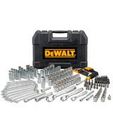 DEWALT DWMT81534 205 Piece Mechanics Tool Set