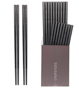 Hiware HIFC10U Black Chopsticks