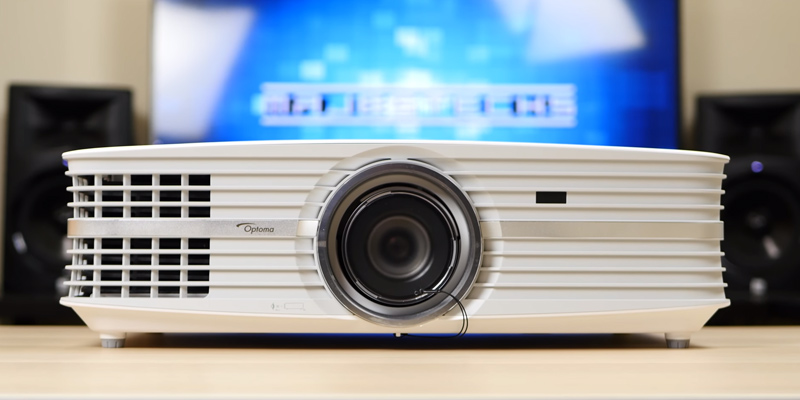 Review of Optoma UHD60 4K Home Theater Projector