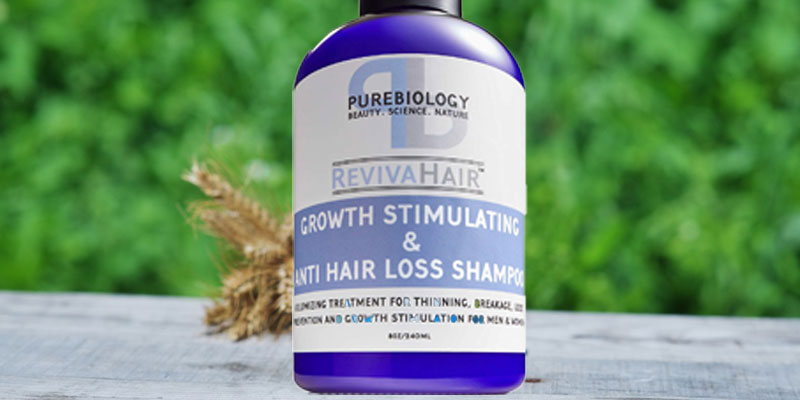 Review of Pure Biology Anti Hair Loss Complex Hair Growth Stimulating Shampoo