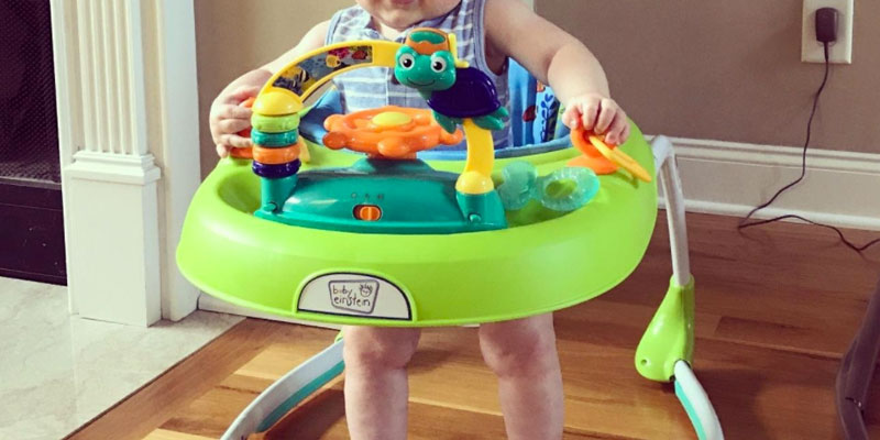 Detailed review of Baby Einstein 60098 Ocean Explorer Baby Neptune Walker