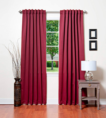 Review of Best Home Fashion LB-DE100-44-INS-5437-SERIES-U Thermal Insulated Blackout Curtains