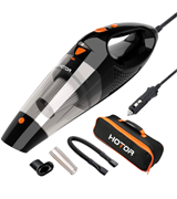 HOTOR 168BK Car Mini Vacuum