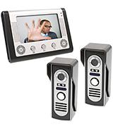 Docooler LCD Home Security Video Door Phone Intercom