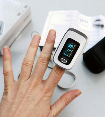 Review of MeasuPro Digital Pulse Oximeter