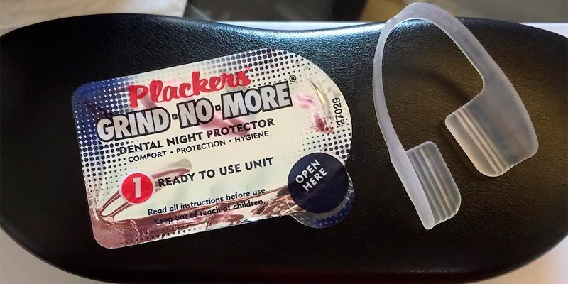 Review of Plackers Grind No More Dental Night Protector