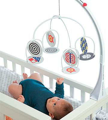 Review of Manhattan Toy 212810 Wimmer-Ferguson Infant Stim-Mobile for Cribs