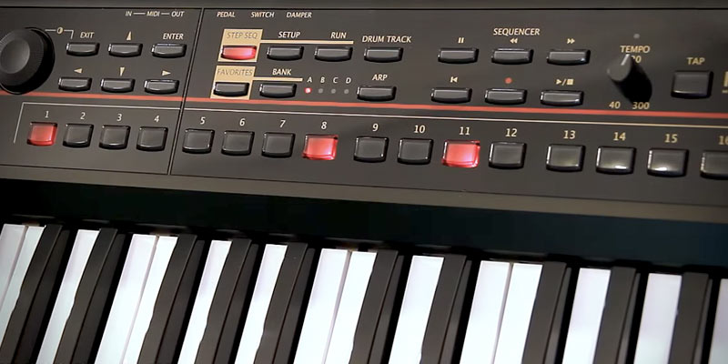Detailed review of Korg KROSS Keyboard Production Station