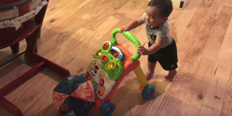 Detailed review of VTech Sit-to-Stand Learning Walker