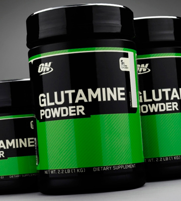 Review of Optimum Nutrition 1 kg L-Glutamine supplement Powder