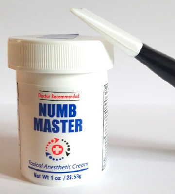 Review of Clinical Resolution Laboratory Numb Master Non-oily Topical Anesthetic Cream