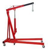 STKUSA x0377 Foldable Engine Hoist, 2 Ton