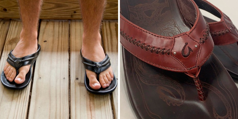 Review of OLUKAI MEA Ola Men's Sandals