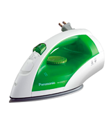 Panasonic ___Dry and Steam Iron with Titanium Coated Soleplate