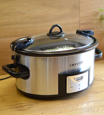 Review of Crock-Pot SCCPVL610-S Programmable Slow Cooker
