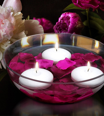 Review of Royal Imports FCAND-WH-3-24 Floating Candles Unscented Discs for Wedding
