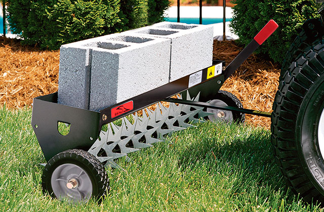 Best Lawn Aerators for a Beautiful and Healthy Lawn