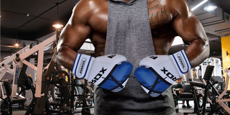 Review of RDX Maya Hide Leather Kickboxing Muay Thai Sparring Gloves