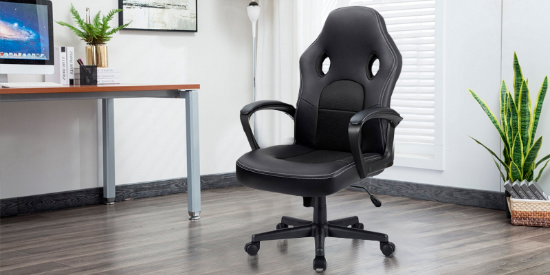 Review of Furmax (T-OCRC) Home and Office Desk Leather Chair