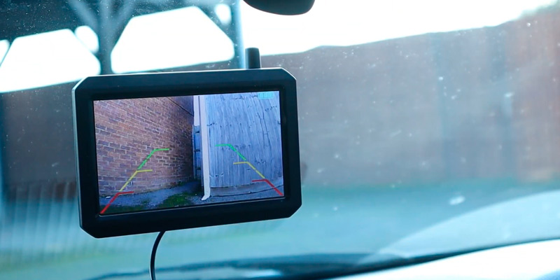 Review of AUTO-VOX RVS-SO-C Solar Wireless Backup Camera