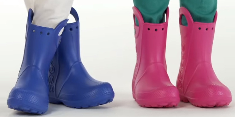 Review of Crocs Kids' Handle It Rain Boot