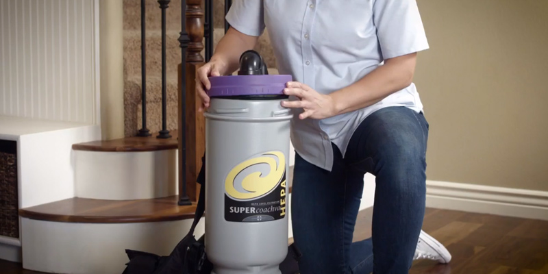 Review of ProTeam Super CoachVac Commercial Backpack Vacuum Cleaner