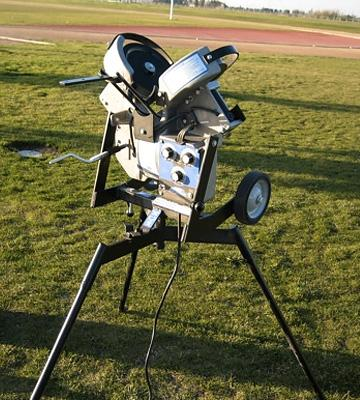 Review of Sports Attack Junior Hack Attack Baseball Pitching Machine