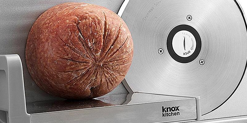 Review of Knox Stainless Steel Food Slicer