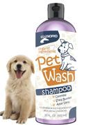 OxGord Organic Oatmeal Pet Shampoo with Conditioner