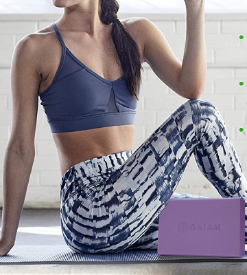 Review of Gaiam Essentials Yoga Block (Set of 2)
