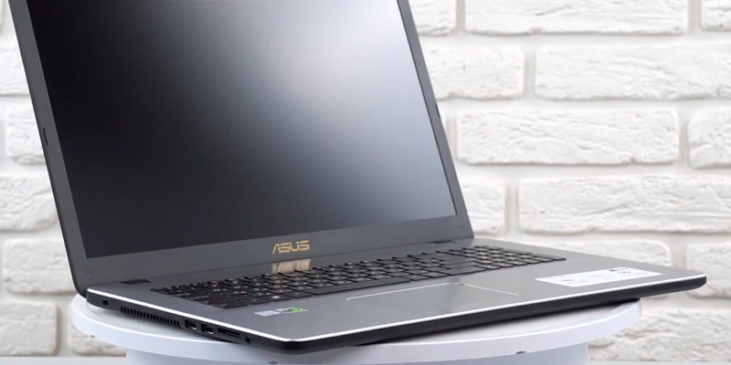 "Review of ASUS VivoBook Pro (N705UD-EH76) 17"" Full HD Laptop for Video Editing (Intel i7-8550U, 16GB RAM, 256GB SSD + 1TB HDD, GTX 1050)"