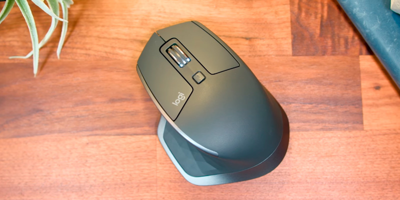 Review of Logitech MX Master 2S (910-005131) Wireless Mouse