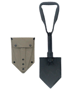 Military issue E-Tool Genuine Military Folding Shovel